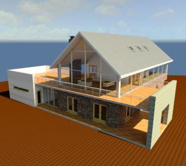 New Build House Dalcrue Farm Perth 3D View 1.jpg