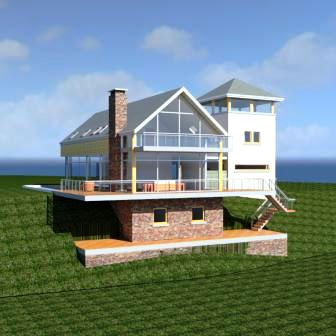 New Build House Dalcrue Farm Perth 3D View 6.jpg