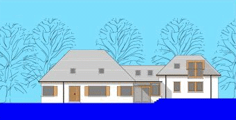 House Extension Cloch Road Gourock Front Elevation.png